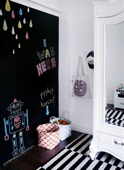 fun chalkboard paint ideas  kids room
