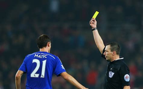 Premier League Bad Boys: The 14 Most Booked Players This ...