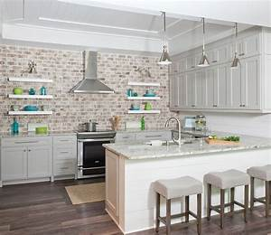 Kitchen Cabinets  Or Open Shelving  We Asked An Expert For