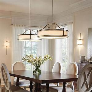 Awesome contemporary dining room hanging lights light of