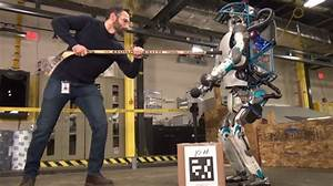 Boston Dynamics mistreats its improved Atlas robot on ...