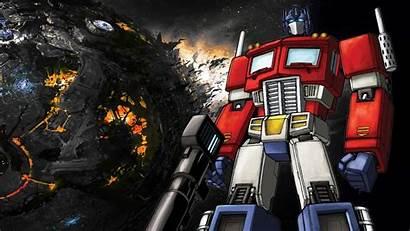 Transformers Prime Optimus Canvas G1 Getwallpapers Netflix