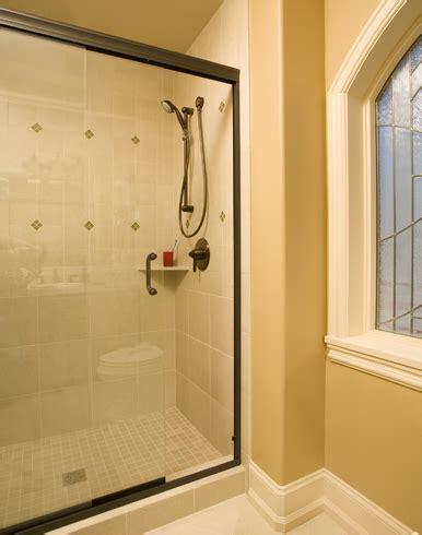 frameless slider oil rubbed bronze finish frameless shower