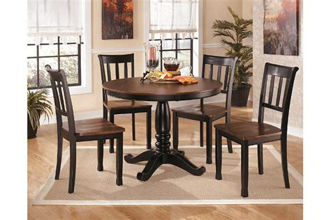 Astounding Ashley Furniture Round Glass