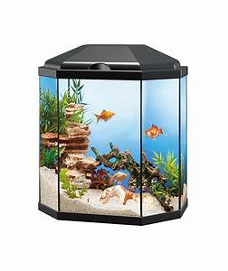 Liter Aquarium Berechnen : dierspecialist ciano aquarium hexagon zwart 30 ltr ~ Themetempest.com Abrechnung