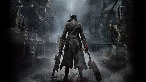 bloodborne delayed  march  polygon