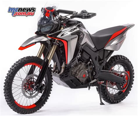 africa twin concept  reality