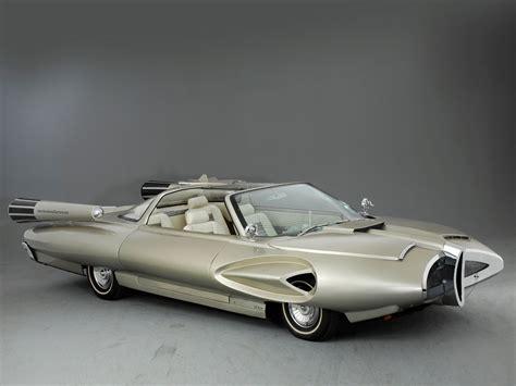 Ford X-2000 Concept Car (1958)
