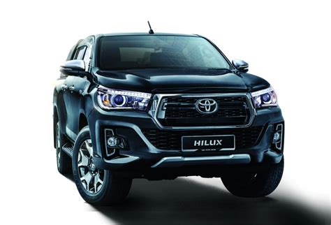 Revo Image by Toyota Hilux Gets Two L Edition Variants Rm119 300 2 4l