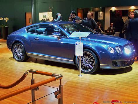 Bentley Supercar Bentley Analysis Bentley Coupe