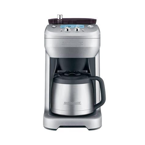 Kaffeemaschine ?Gastroback Grind & Brew? mit integriertem Mahlwerk