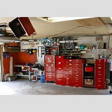 Garage  Workshop  Tools  Reno & Organization