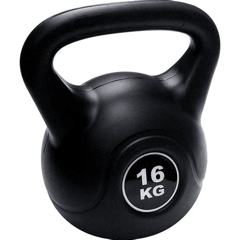 kettlebell fitness kettle 16kg bell gym weight training