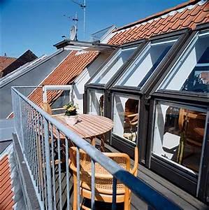 Dachbalkon Nachträglich Einbauen : ein dachbalkon bringt licht luft in das heim ~ Michelbontemps.com Haus und Dekorationen