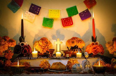 de los muertos tradition   wasnt food