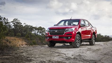As a result, the new colorado will be bigger than its predecessor. 2017 Holden Colorado Unleashed with All Kinds of Genuine ...