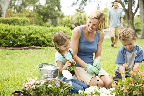 4 Simple Gardening Lesson Plans For Kids