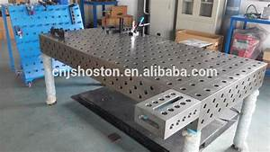 2d And 3d Welding Table - Buy Welding Table,3d Welding