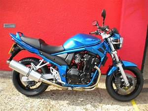 Suzuki Bandit 650 : suzuki bandit 650 k5 manleys motorcycles ~ Melissatoandfro.com Idées de Décoration