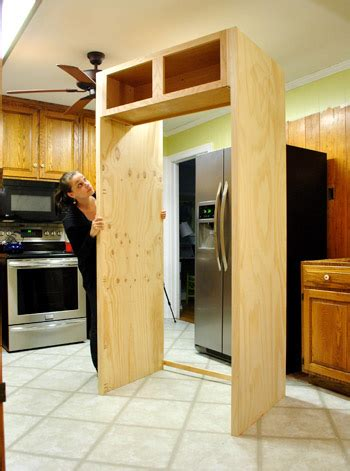 diy kitchen cabinets less than 250 dio home improvements build a refrigerator cabinet mf cabinets