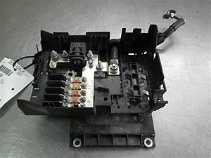 Audi Q7 Fuse Box