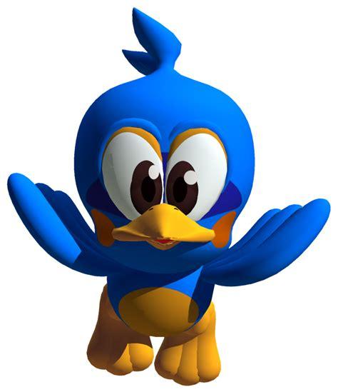 blue flicky render flickies animals gallery