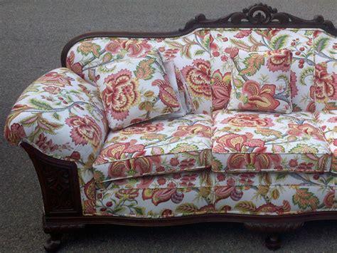 Floral Sofa Wade Upholstery Hollinwell Three Seater Sofa