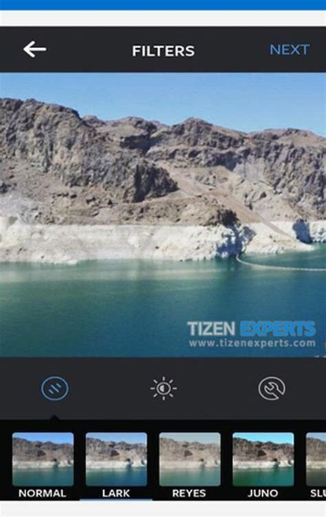 official messenger and instagram apps launched for tizen powered samsung z1