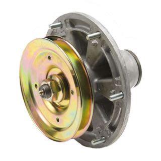 deere 48c mower deck spindle deere mower deck gage wheel arm am120680 48c 54c 62c