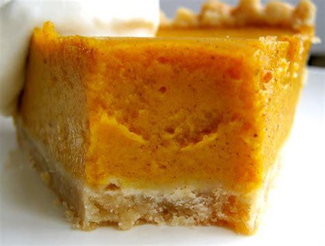 Fresh Pumpkin Pie For Thanksgiving