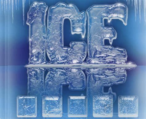 ice brushes   photoshop gimp design