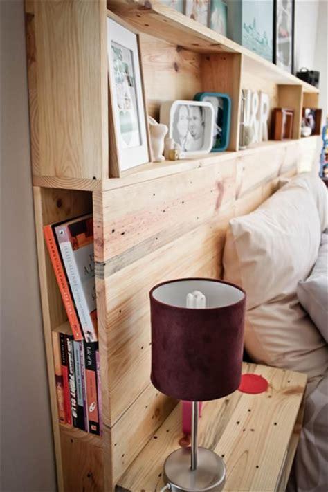 headboard storage ideas 20 cool headboards with storage 1596