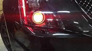 2015 Cadillac Cts-v Halo Lights - Demon Eyes