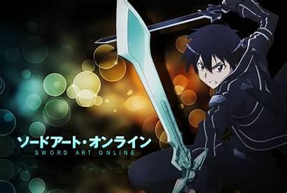 Kirito Sword Sao Dual Anime Custom Cool