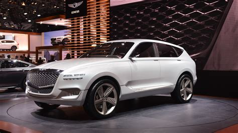 Genesis Gv80 Concept Hints At Brands First Suv