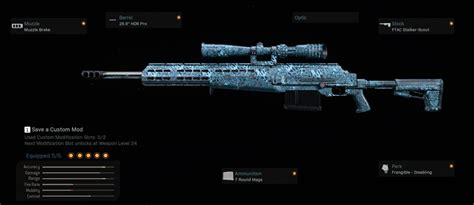 loadout warzone duty call hdr attachments pro take perk mags