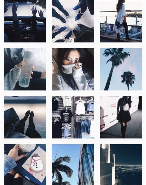rumus edit foto  filter vsco cam feeds instagram
