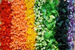 The Ultimate Rainbow Veggie Skillet — Reens Greens
