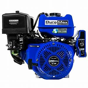 Duromax Xp16hpe 16 Hp Electric  Recoil Start Engine