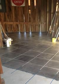 concrete painted floors 13 Shocking Ways to Transform Your Concrete Floor | Hometalk