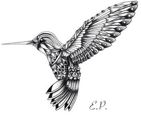 mandala bird tatoo pinterest kolibri tattoo mandala