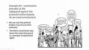 Civics 8th Grade Indian Constitution Part 1