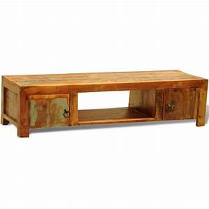 Tv Tisch Vintage : der sideboard tv tisch vintage retro massivholz zwei t re online shop ~ Whattoseeinmadrid.com Haus und Dekorationen