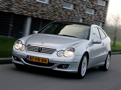 Mercedes Benz Cklasse Sportcoupe (w203)  2004, 2005