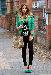 Wear Green for St. Patrick Day: 16 Stylish Outfit Ideas ...