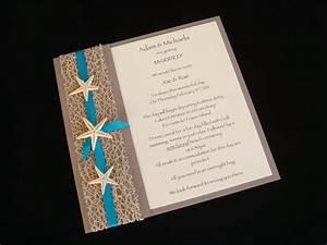 Wedding invitation wording beach wedding invitation sample for Beach wedding invitations with pictures