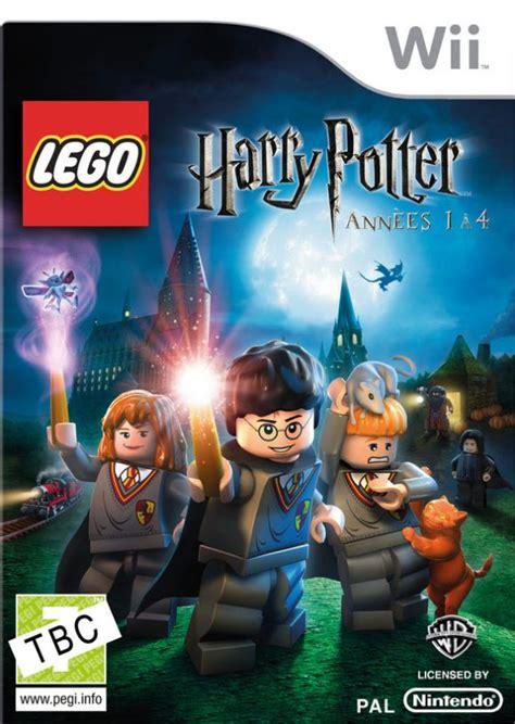 Comienza tu propia aventura en harry potter: Lego Harry Potter Años 1-4 para Wii - 3DJuegos