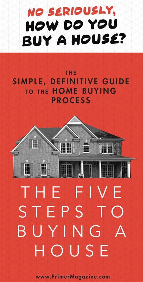 Can I Buy A House With No Money by The 5 Steps To Buying A House A Definitive Guide