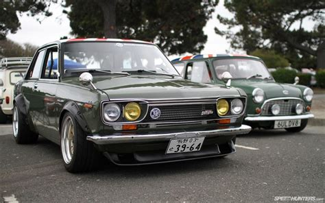 Datsun Classic Car Classic Hd Wallpaper