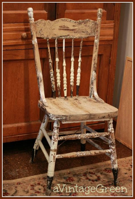 rescued vintage wooden chair  images  wooden chairs